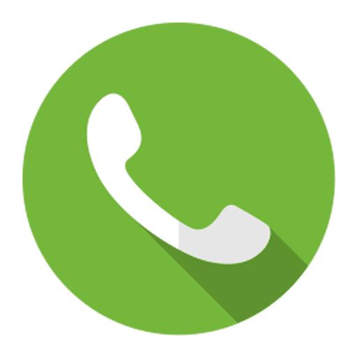 Telephone call icon logo | designed by Vexels